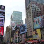 Times Square, símbolo de Nueva York