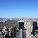 Central Park en Manhattan, Nueva York