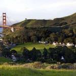 El Parque Nacional Golden Gate, en San Francisco