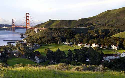 Parque Nacional Golden Gate