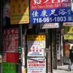 De paseo por Chinatown, en Nueva York