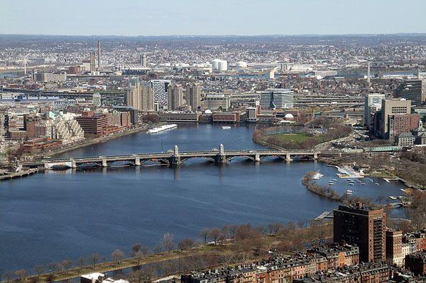 Vistas de Boston