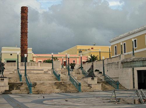 El viejo San Juan de Puerto Rico