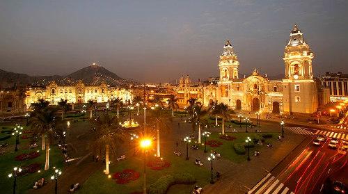 Lima en Perú