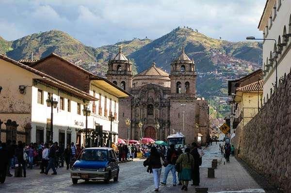 Cuzco y su catedral