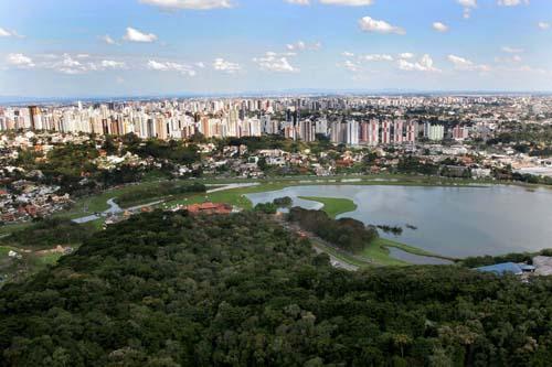 Curitiba, ciudad brasileña
