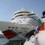 Cruceros por el Caribe en Navidad