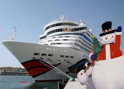 Cruceros por Navidad al Caribe