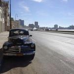 Paseando por el Malecón de La Habana