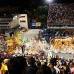 El Sambódromo, corazón del carnaval de Rio