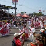 Carnaval de Barranquilla, colorido y música