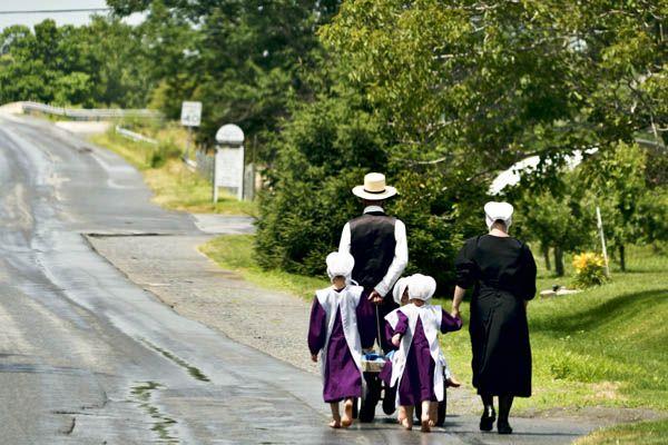 Amish en Filadelfia