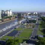 Puerto Madero, el barrio más moderno de Buenos Aires