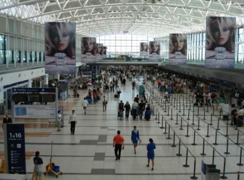 Aeropuerto de La Guardia en Nueva York
