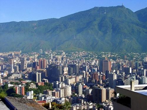 Caracas en Venezuela