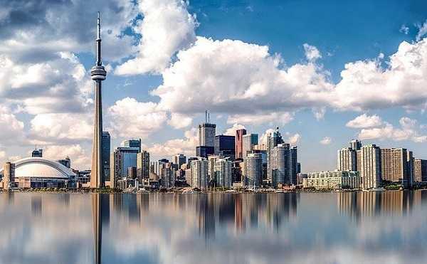 Toronto, ciudades de Canadá