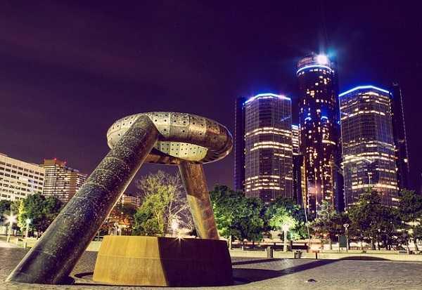 Centro de Detroit