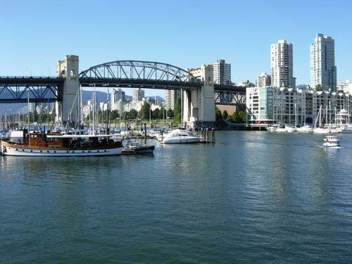 Granville Island en Vancouver