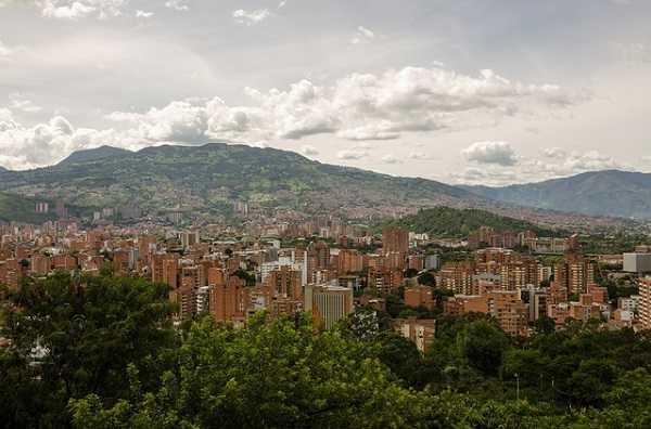 Guia de turismo de Medellín