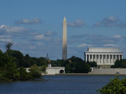 Linicoln Memorial en Washington