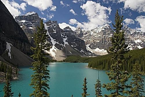 Montañas Rocosas en Canadá