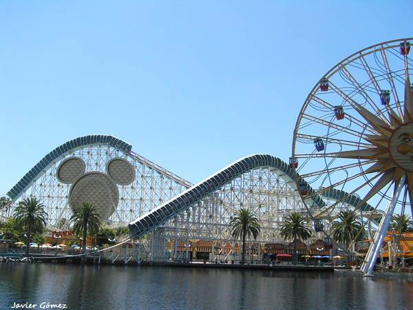 Disneyland Los Angeles California Adventure