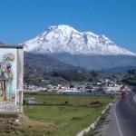 El Chimborazo, el volcán más alto de Ecuador