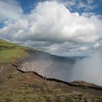 El Parque Nacional Volcán Masaya en Nicaragua