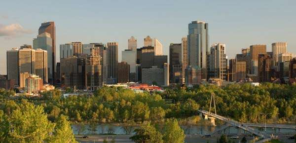 Calgary en Canada