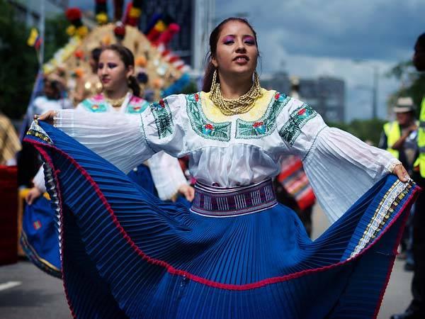 Carnaval ecuatoriano