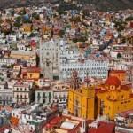 Guanajuato, ciudad colonial de México
