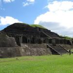 El Parque Arqueológico de Tazumal, El Salvador