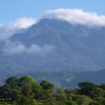 El Volcán Barú en Panamá