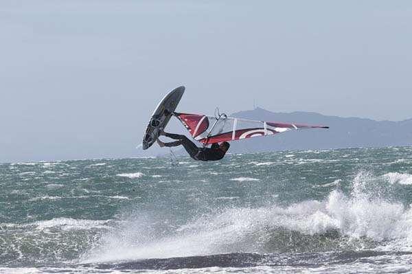 Windsurfing en Buchupureo