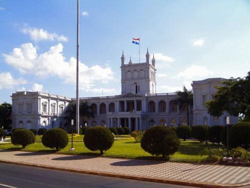 Asuncion capital de Paraguay