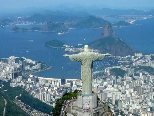 Rio de Janeiro en Brasil