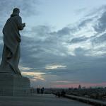 El querido Cristo de La Habana