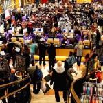 El Viernes Negro: compras de Navidad