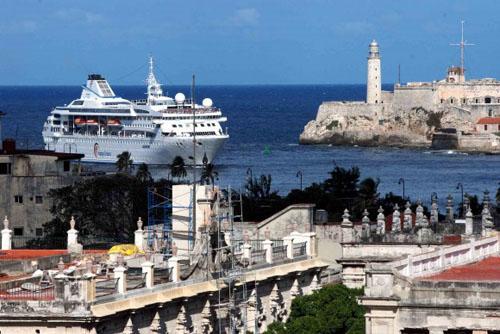 crucero a Cuba