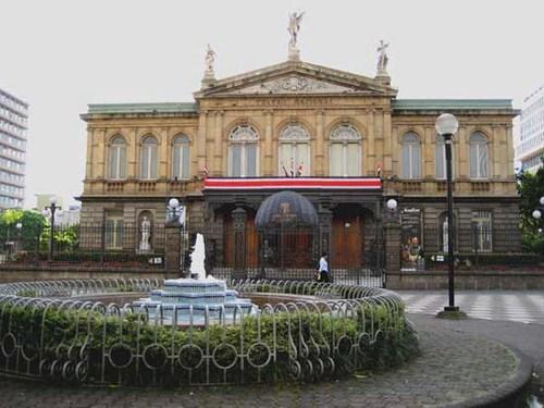 Teatro Nacional de San José de Costa Rica