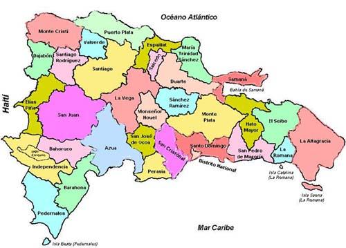 Informacin sobre la Repblica Dominicana
