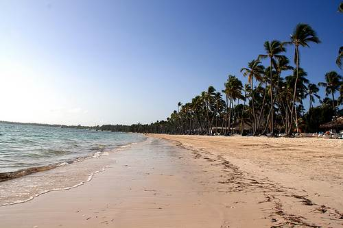 Playa Bavaro en Rep Dominicana