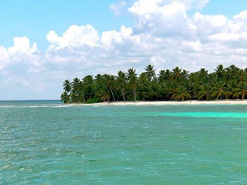 Isla Saona en Playa Bavaro