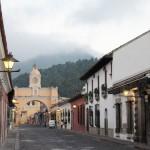 Antigua, la más bella de Guatemala