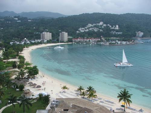 Kingston en Jamaica