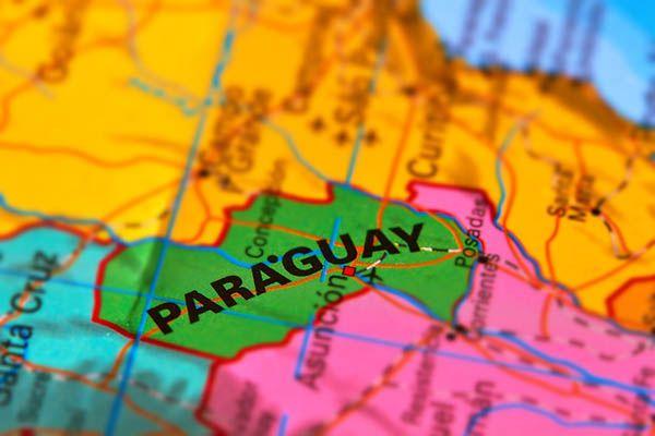 Aeropuertos en Paraguay