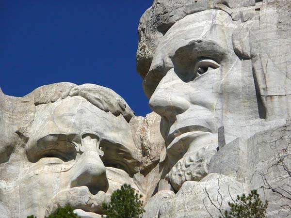 Viajar a Estados Unidos - visados - Monte Rushmore