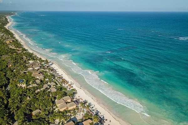 Playas en Riviera Maya