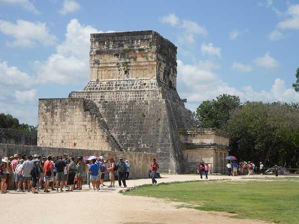 Ruinas mayas de Cobá