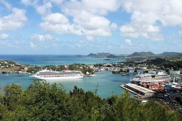 Aruba en las Antillas Holandesas